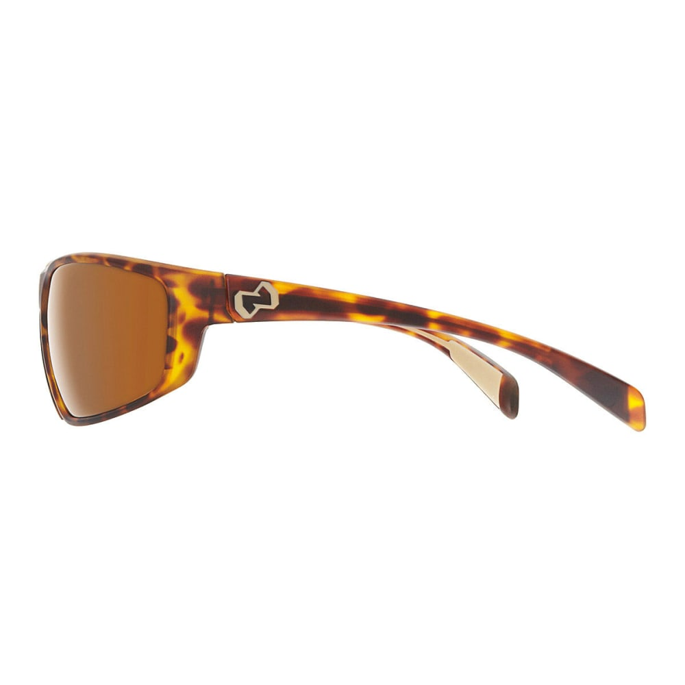 NATIVE EYEWEAR Bigfork Polarized Sunglasses, Tigers Eye - Desert Tort