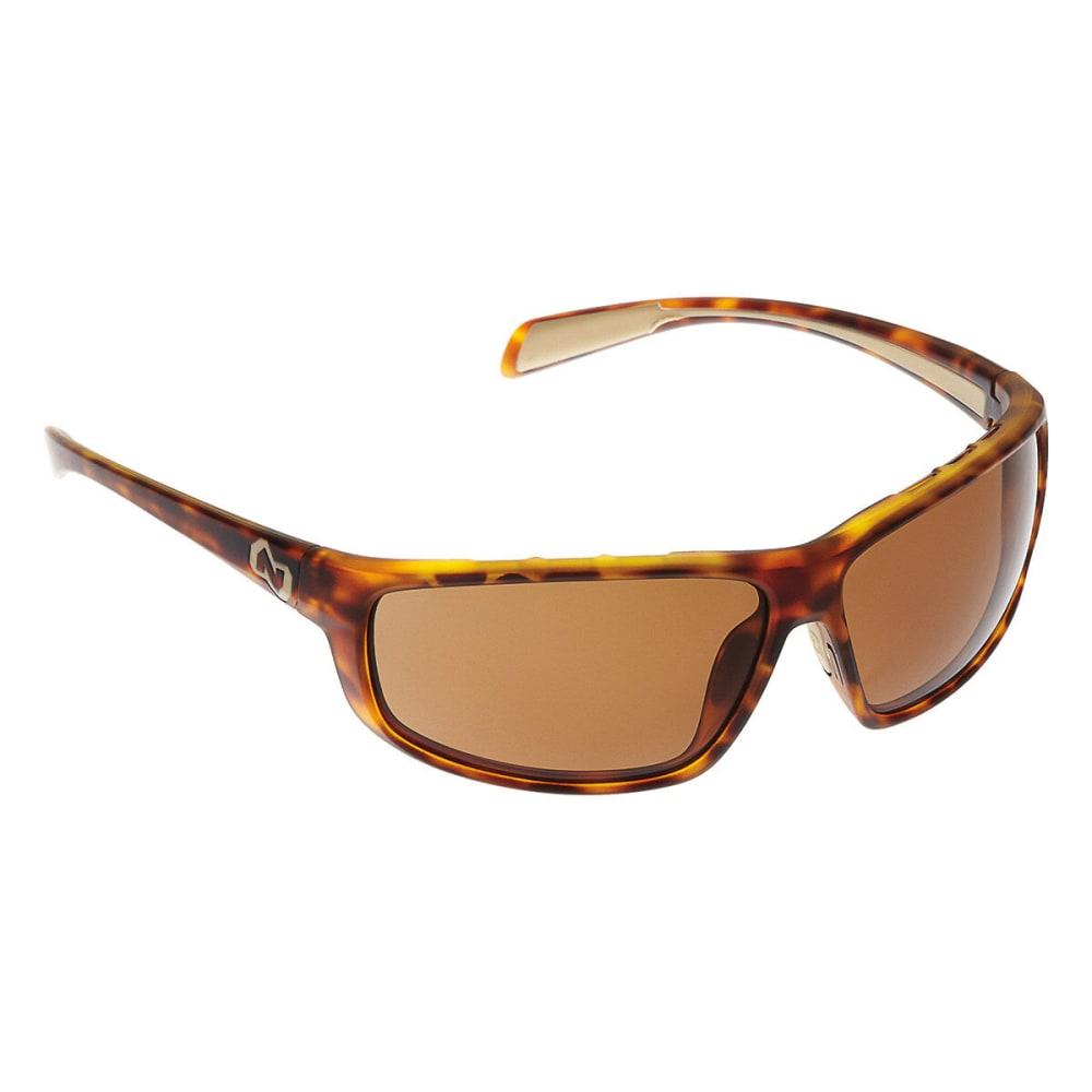 Native Eyewear Bigfork Polarized Sunglasses, Tigers Eye 161 312 524