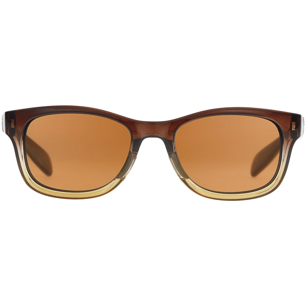 NATIVE EYEWEAR Highline Polarized Sunglasses - stout fade