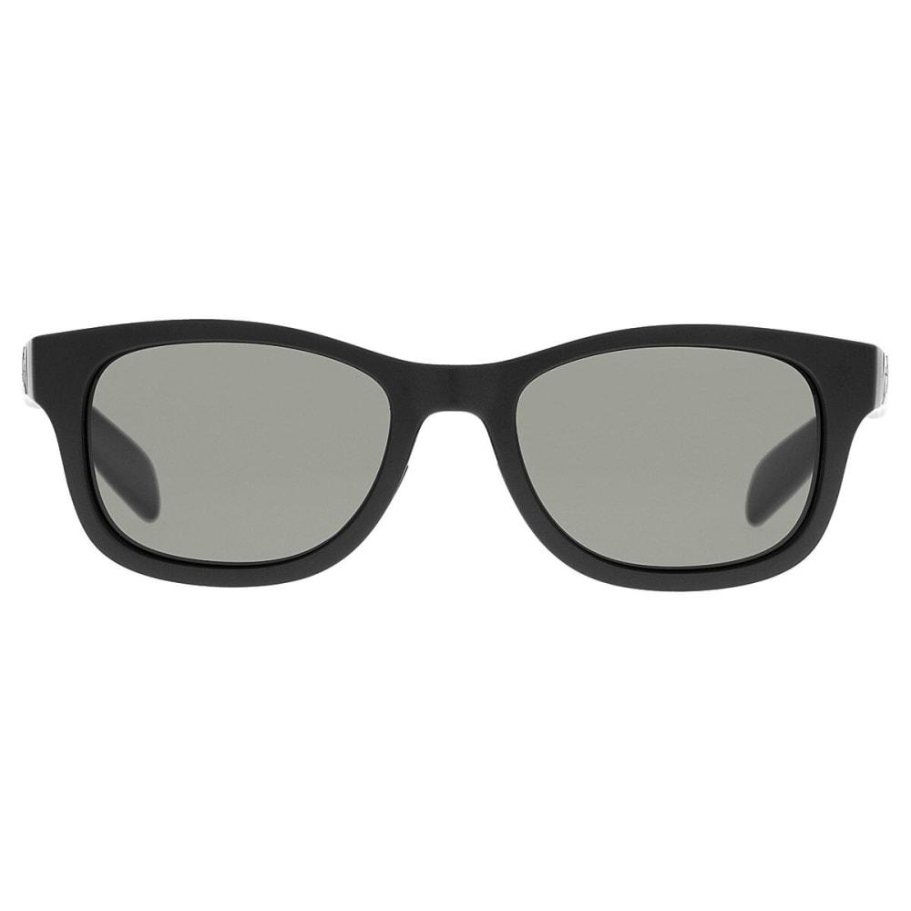 NATIVE EYEWEAR Highline Polarized Sunglasses, Asphalt - MATTE BLACK