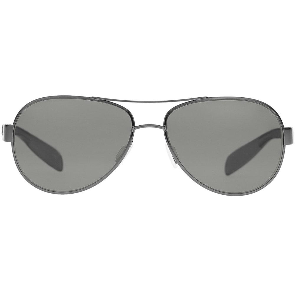 NATIVE EYEWEAR Haskill Polarized Sunglasses, Gunmetal/Iron - NONE