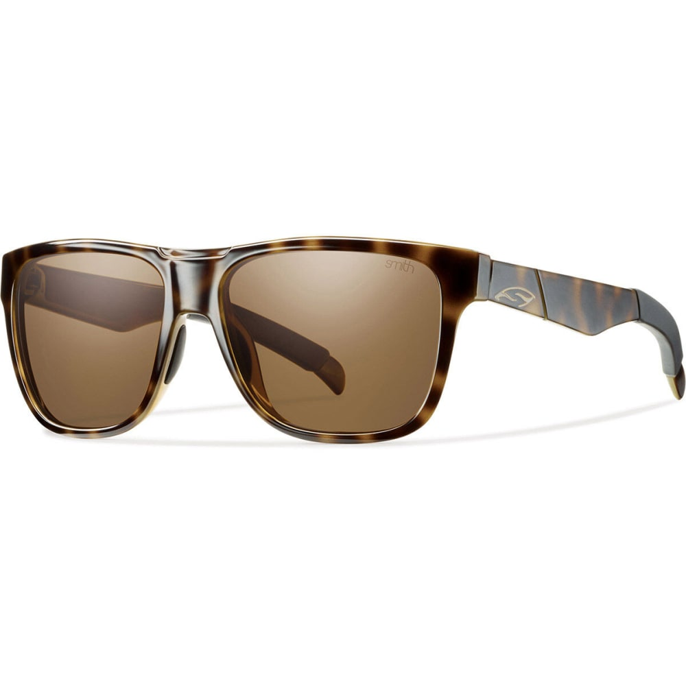 SMITH Lowdown Sunglasses, Tortoise/Polarized Brown - TORTOISE
