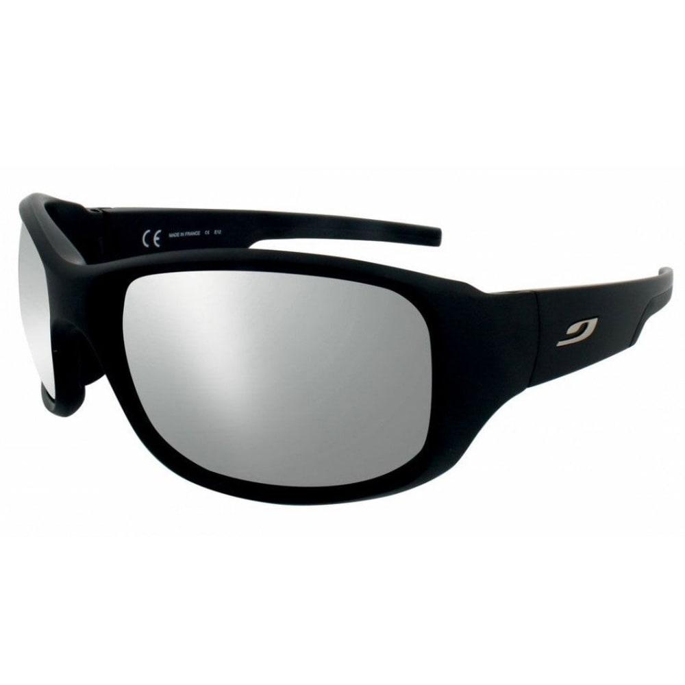 JULBO Stunt Polarized 3+ Sunglasses, Black/Black - MATTE BLACK