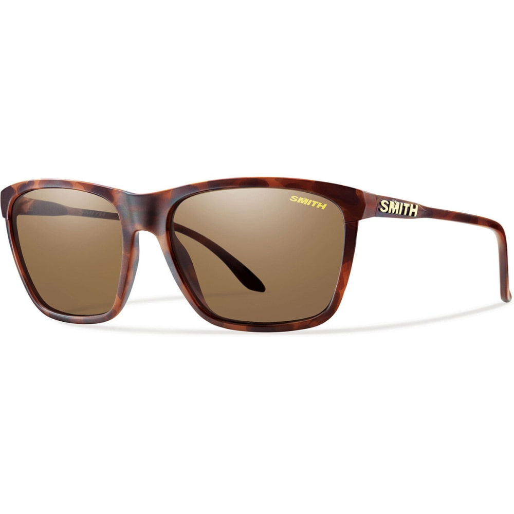 SMITH Delano Sunglasses, Matte Tortoise/Polarized Brown - TORTOISE