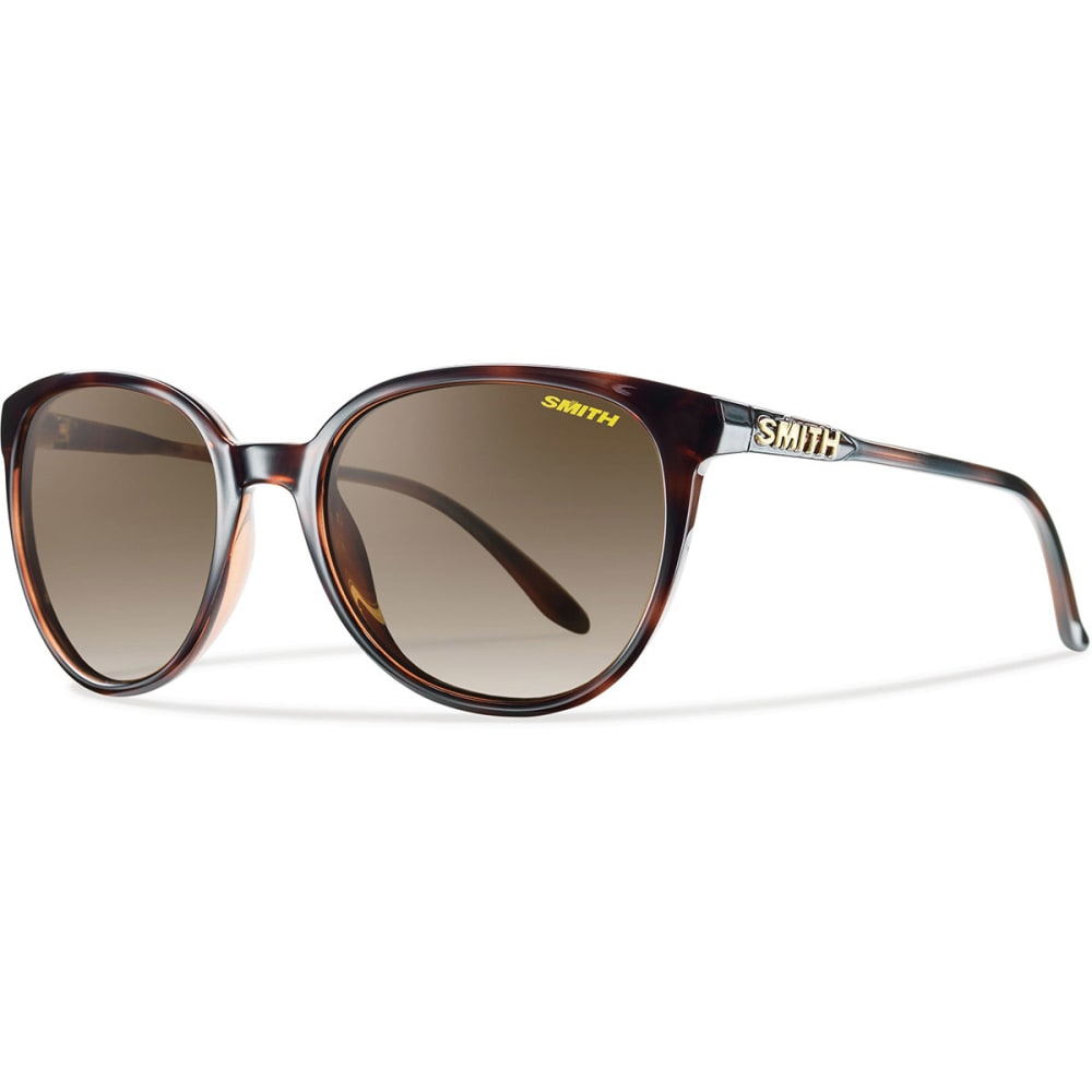 SMITH Women's Cheetah Sunglasses - TORTOISE