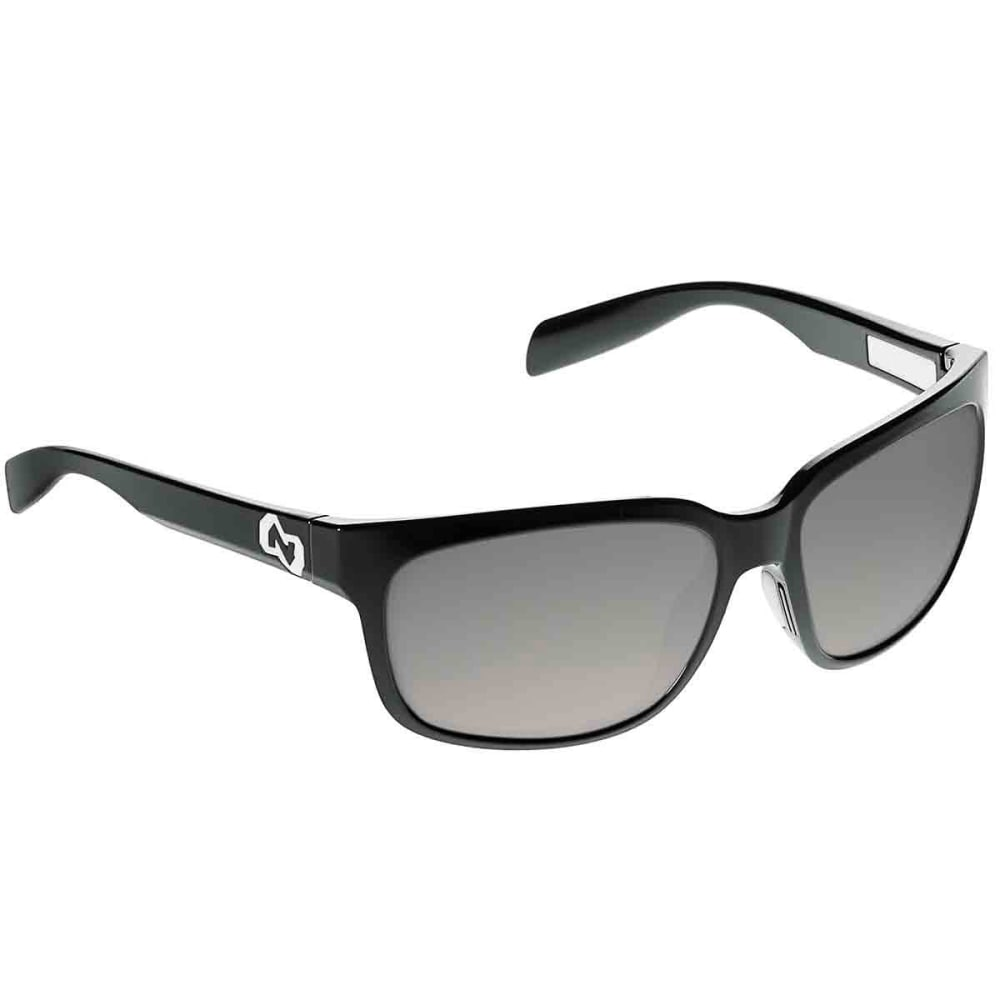 Native Eyewear Roan Sunglasses, Iron/gray - Black 168-300