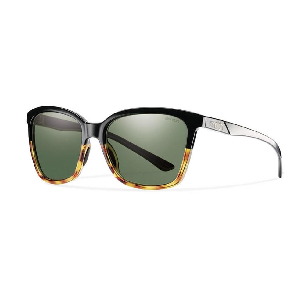 SMITH Women's Colette Sunglasses, Black Fade/Tortoise - BLACK FADE TORTQUOIS