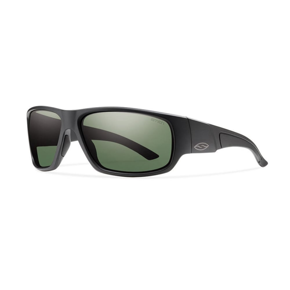 SMITH Discord Sunglasses, Matte Black/Polar Gray - MATTE BLCK/POLAR GRA