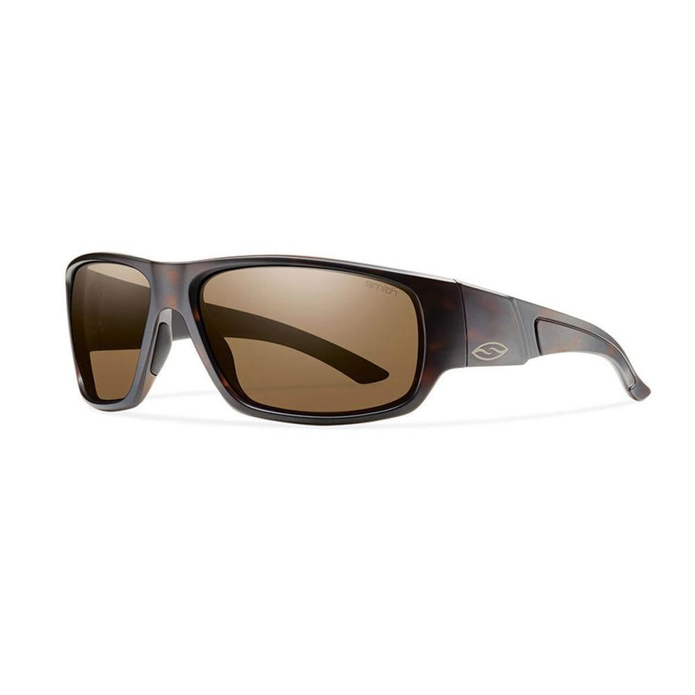 SMITH Discord Sunglasses, Matte Tortoise/Polar Brown - MATTE TORT/POLAR BRO