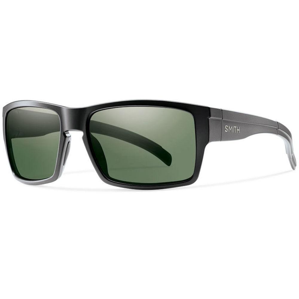 SMITH Outlier XL Sunglasses, Matte Black/Polarized Gray Green - MATTE BLCK/POLAR GRA