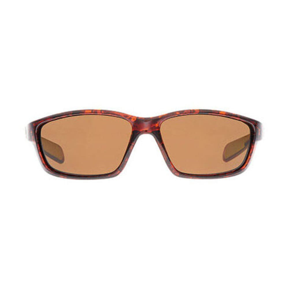 NATIVE Kodiak Sunglasses, Maple Tortoise/Brown - MAPLE TORT