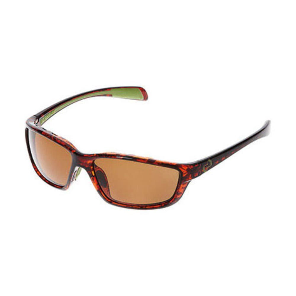 NATIVE Kodiak Sunglasses, Maple Tortoise/Brown NO SIZE