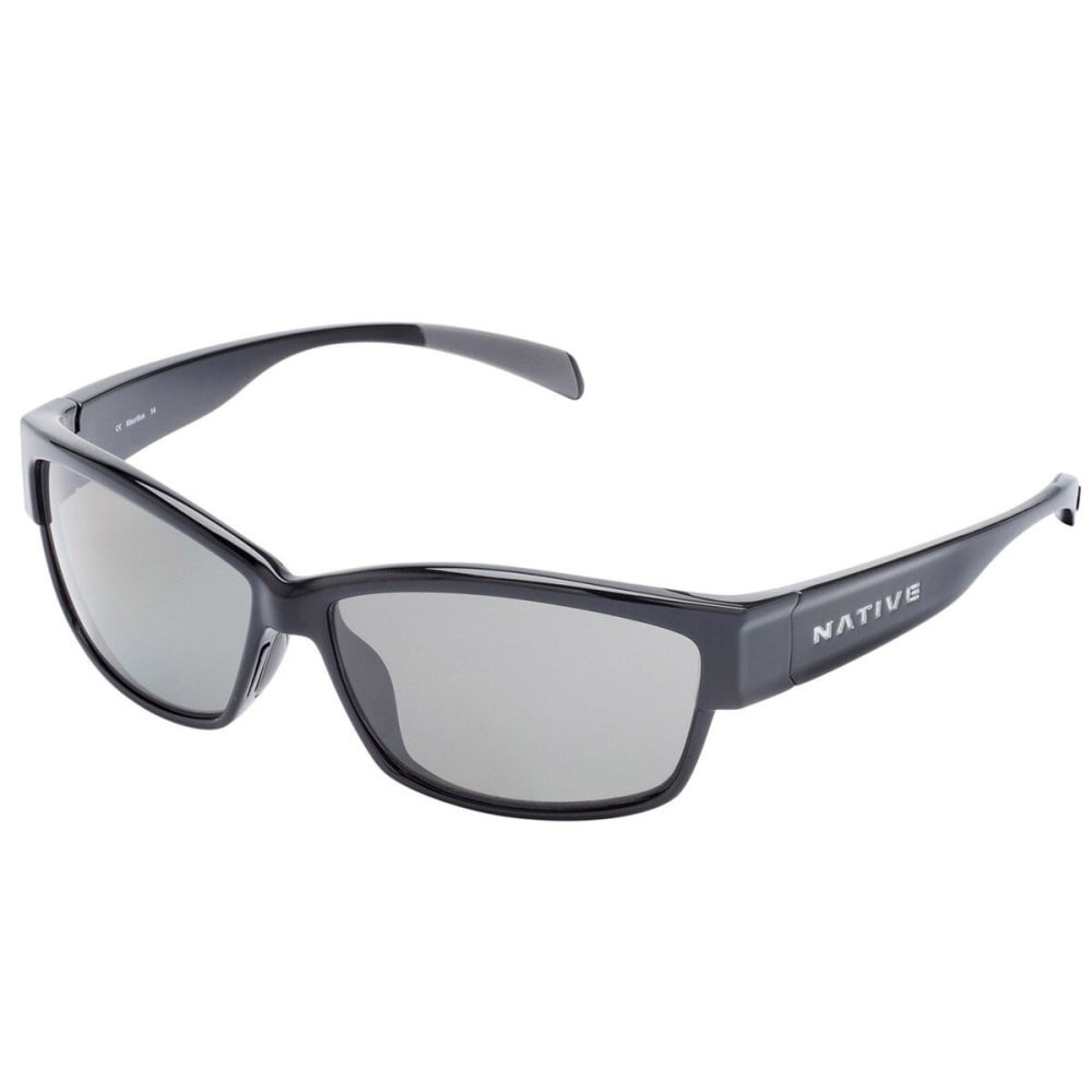 NATIVE EYEWEAR Toolah Women's Sunglasses, Iron - IRON/GRAY