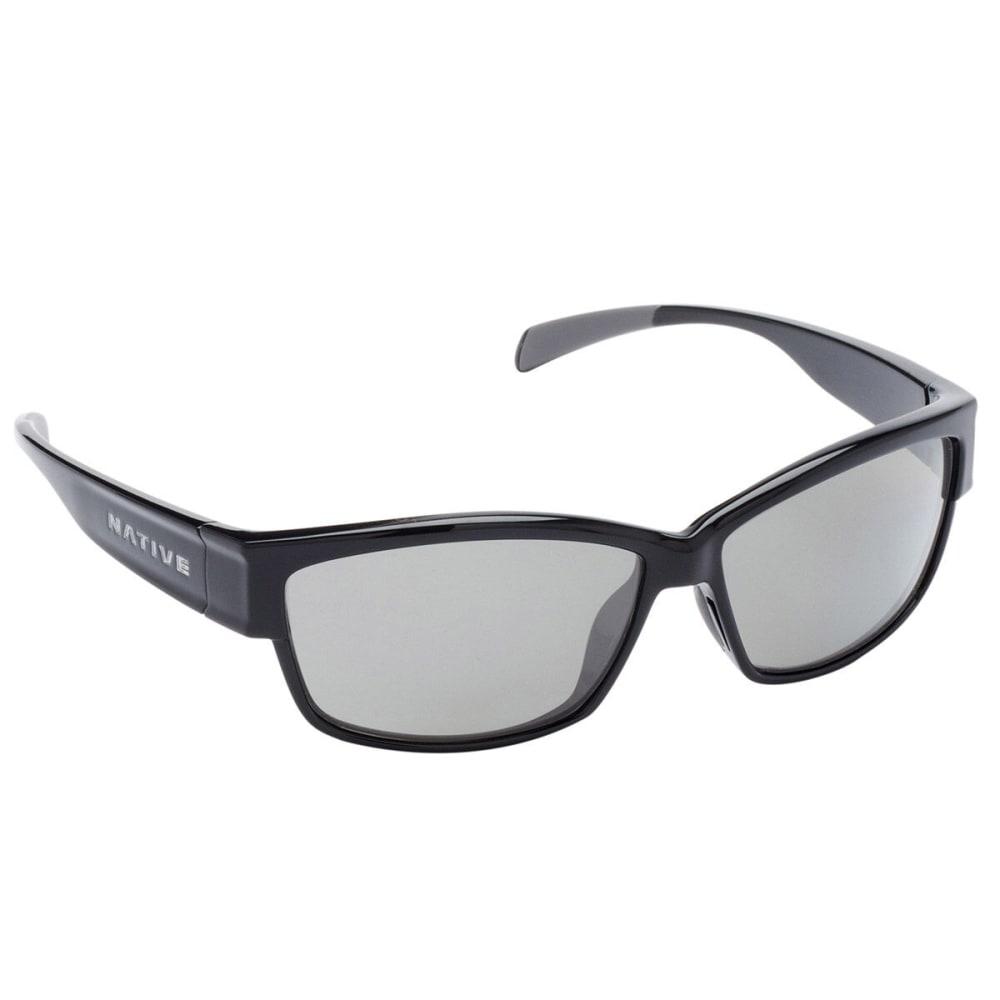 Native Eyewear Toolah Womens Sunglasses, Iron - Black