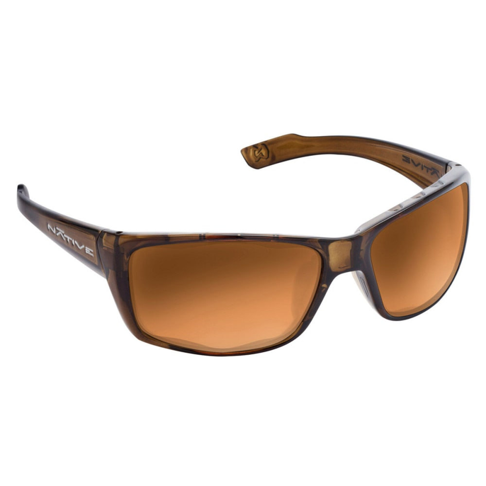 NATIVE EYEWEAR Wazee Sunglasses, Moss - MOSS