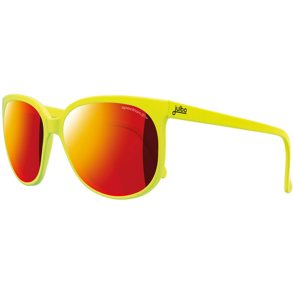 JULBO Megeve Sunglasses Spectron 3+ - MATT YELLOW/ SPEC 3