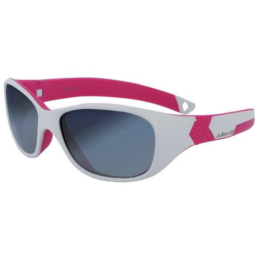 JULBO Kids' Solan Sunglasses - GRAY/PINK
