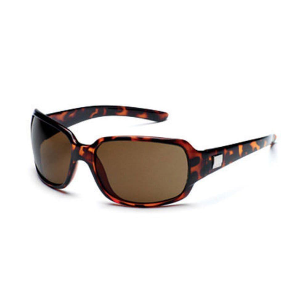 SUNCLOUD Women's Cookie Sunglasses, Tortoise NA