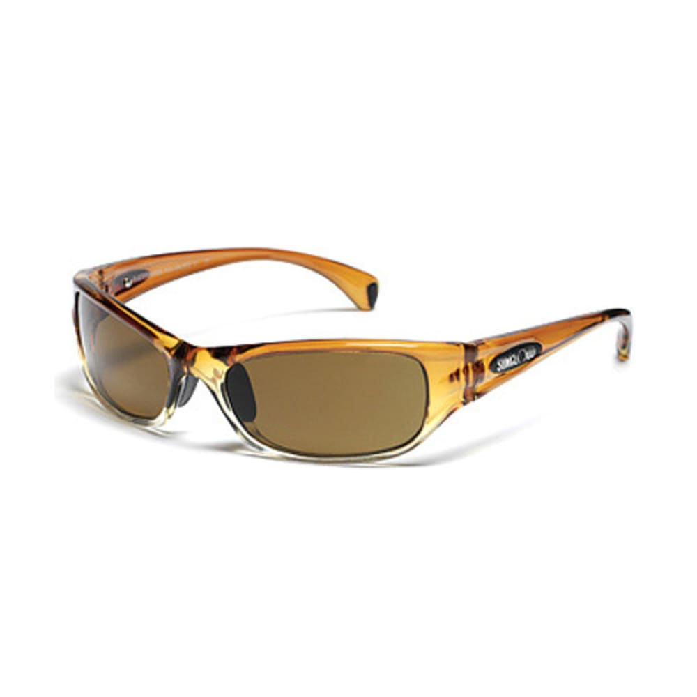 SUNCLOUD Star Sunglasses, Rootbeer Fade - ROOTBEER