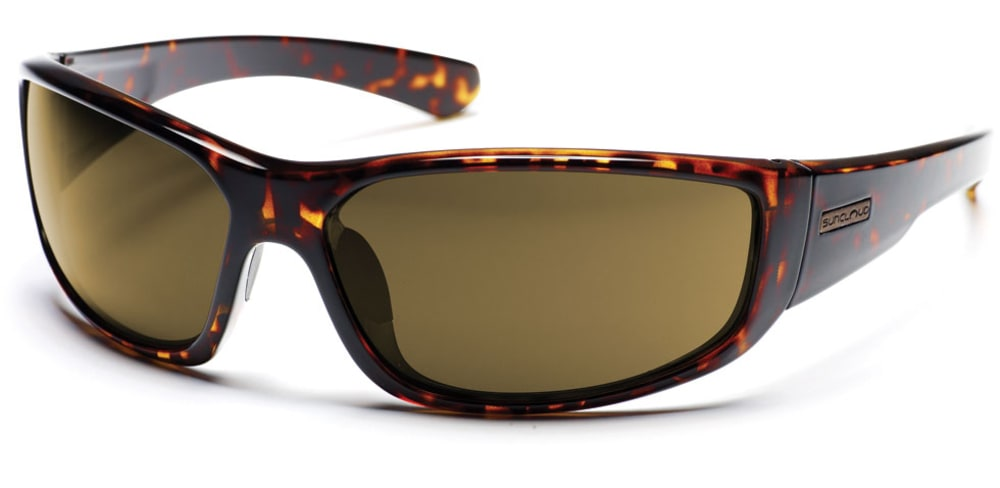 SUNCLOUD Pursuit Sunglasses - TORTOISE