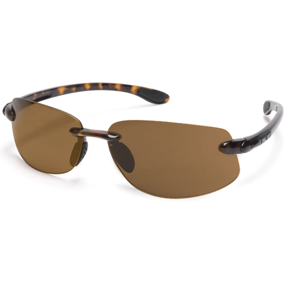 SUNCLOUD Excursion Sunglasses - TRT/BRWN S-EXPPBRTT