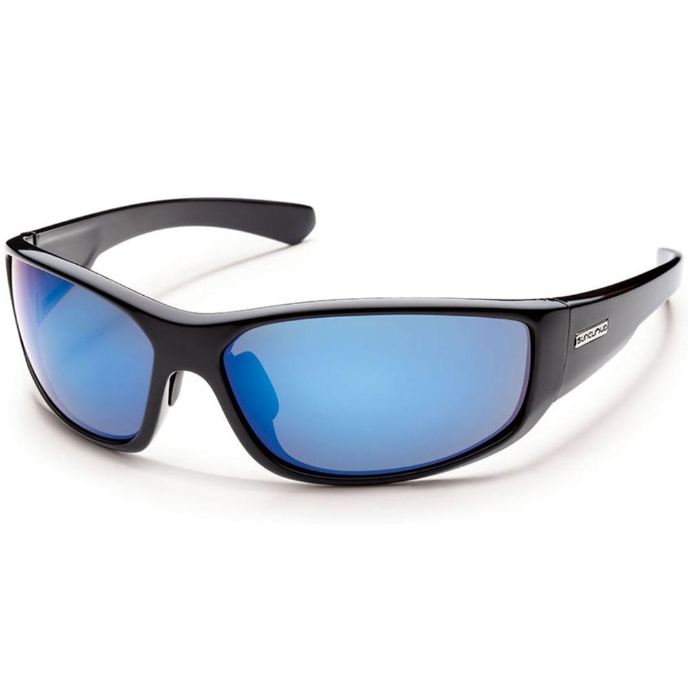 SUNCLOUD Pursuit Sunglasses - BLACK