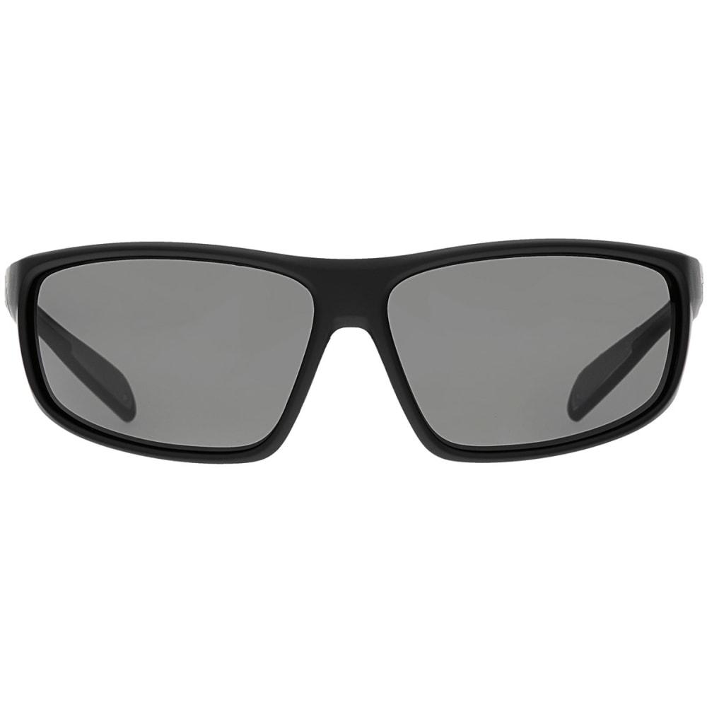 NATIVE EYEWEAR Bigfork Polarized Sunglasses, Asphalt - MATTE BLACK