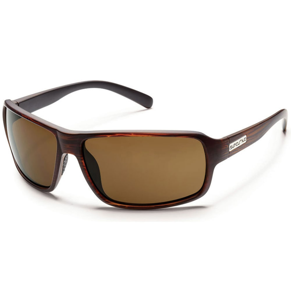 SUNCLOUD Tailgate Polarized Sunglasses, Burnished Brown - NONE