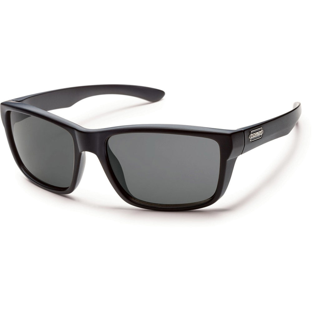 SUNCLOUD Mayor Sunglasses - MATTE BLACK