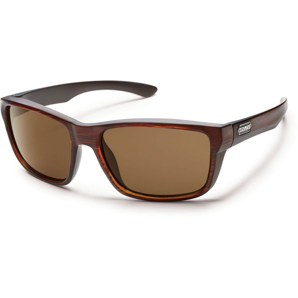SUNCLOUD Mayor Sunglasses, Burnished Brown - BROWN