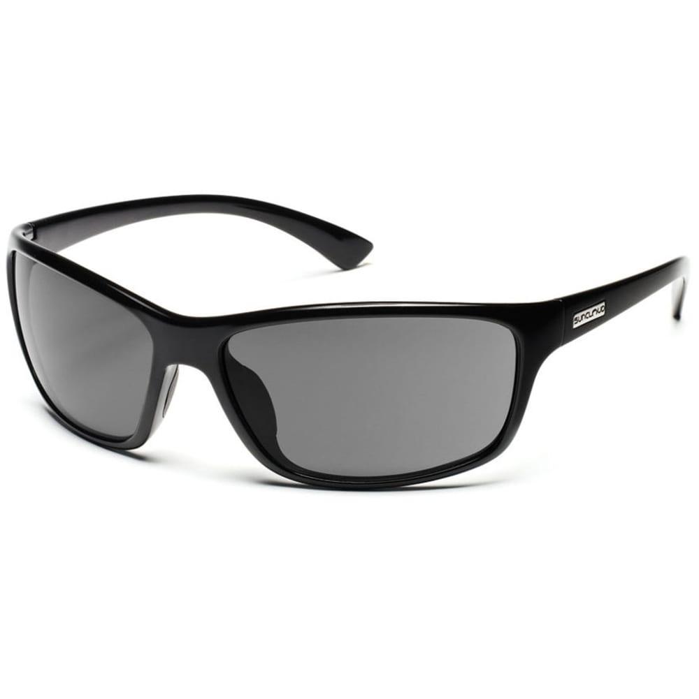 SUNCLOUD Sentry Sunglasses - BLACK