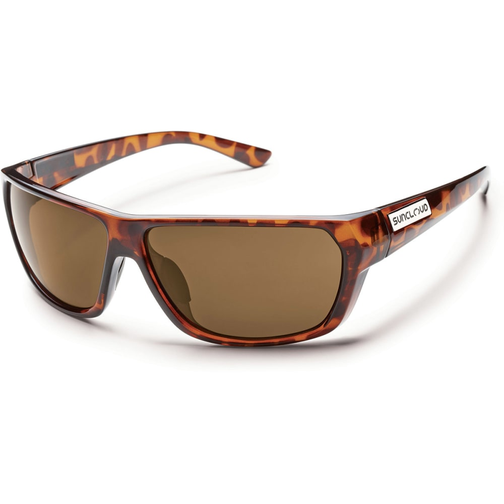 SUNCLOUD Feedback Sunglasses,  Tortoise/Brown - TORTOISE