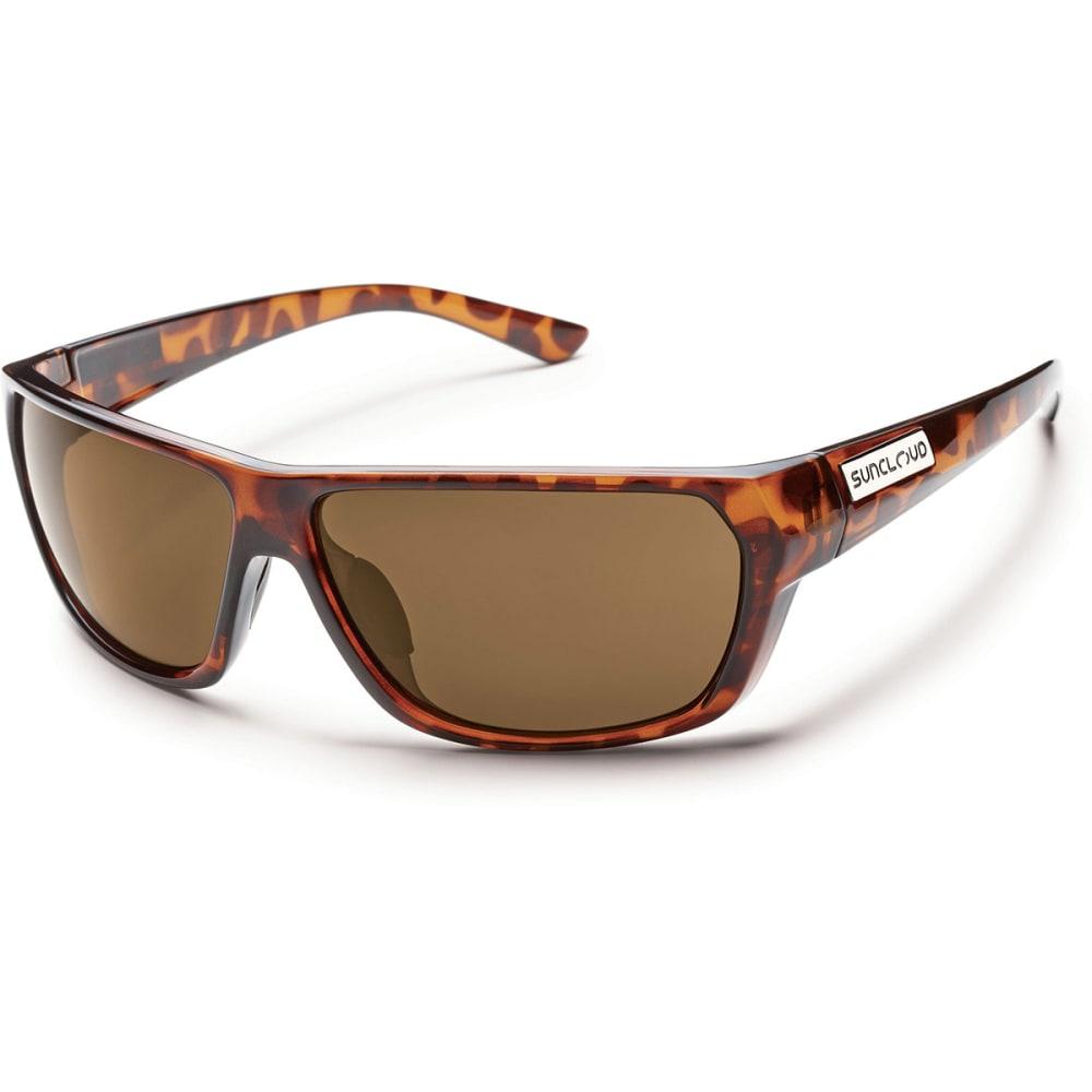 SUNCLOUD Feedback Sunglasses,  Tortoise/Brown - TORTOISE