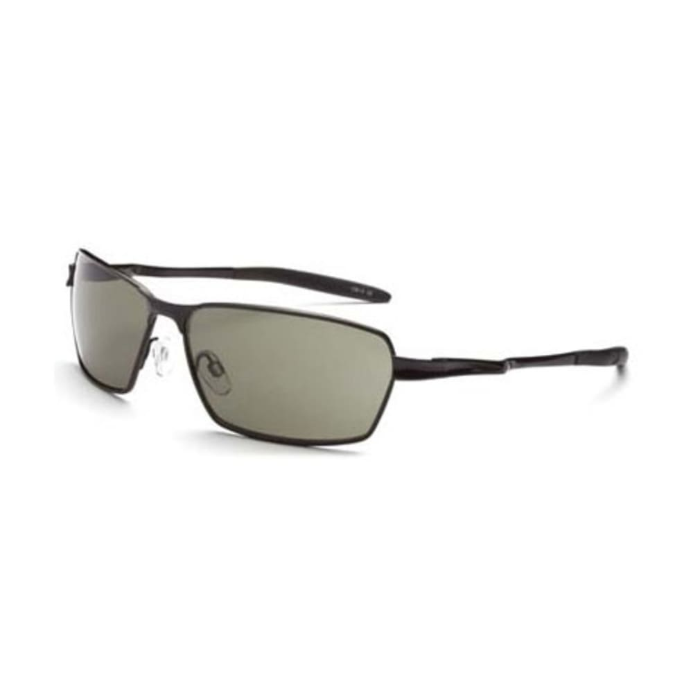 OPTIC NERVE Axel Sunglasses - SHINY BLACK