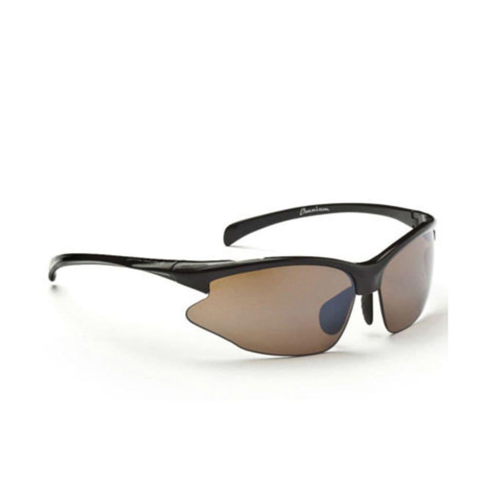 OPTIC NERVE Omnium Sunglasses, Shiny Black - NONE