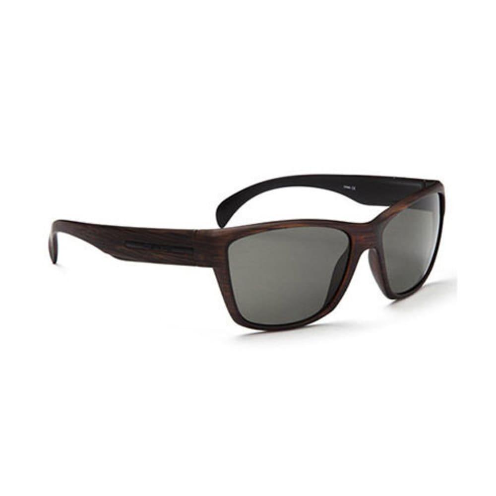 OPTIC NERVE Grifter Sunglasses, Driftwood - DRIFTWOOD