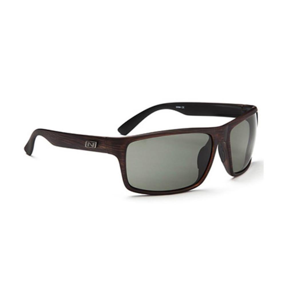 OPTIC NERVE Drago Sunglasses, Driftwood - DRIFTWOOD