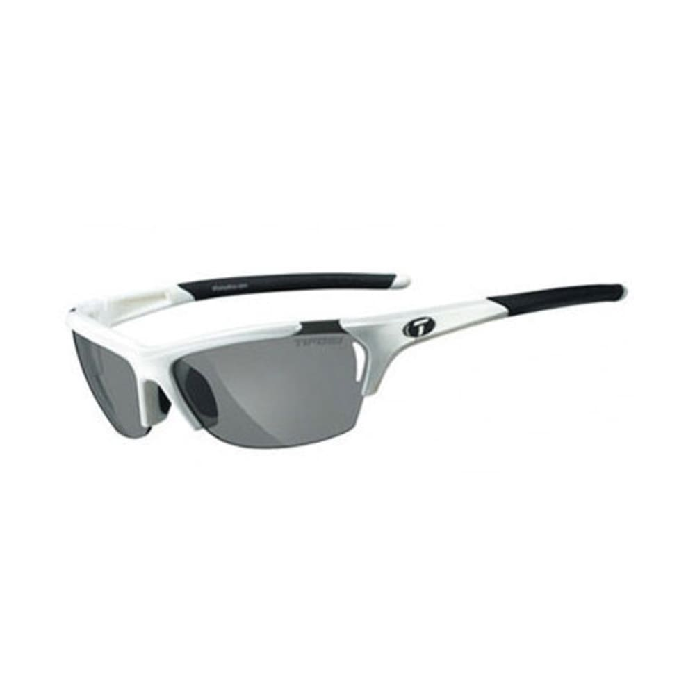 TIFOSI Women's Radius Sunglasses, Pearl White/Smoke - PEARL