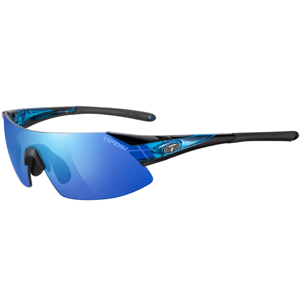 TIFOSI Podium XC Sunglasses, Crystal Blue/Clarion Blue - CRYSTAL BLUE