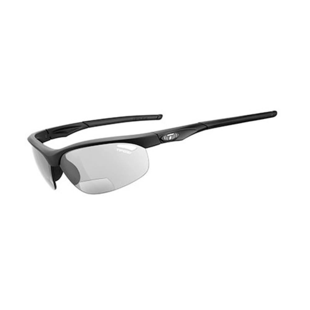 TIFOSI Veloce Sunglasses, Matte Black/Reader +2.5 - MATTE BLACK
