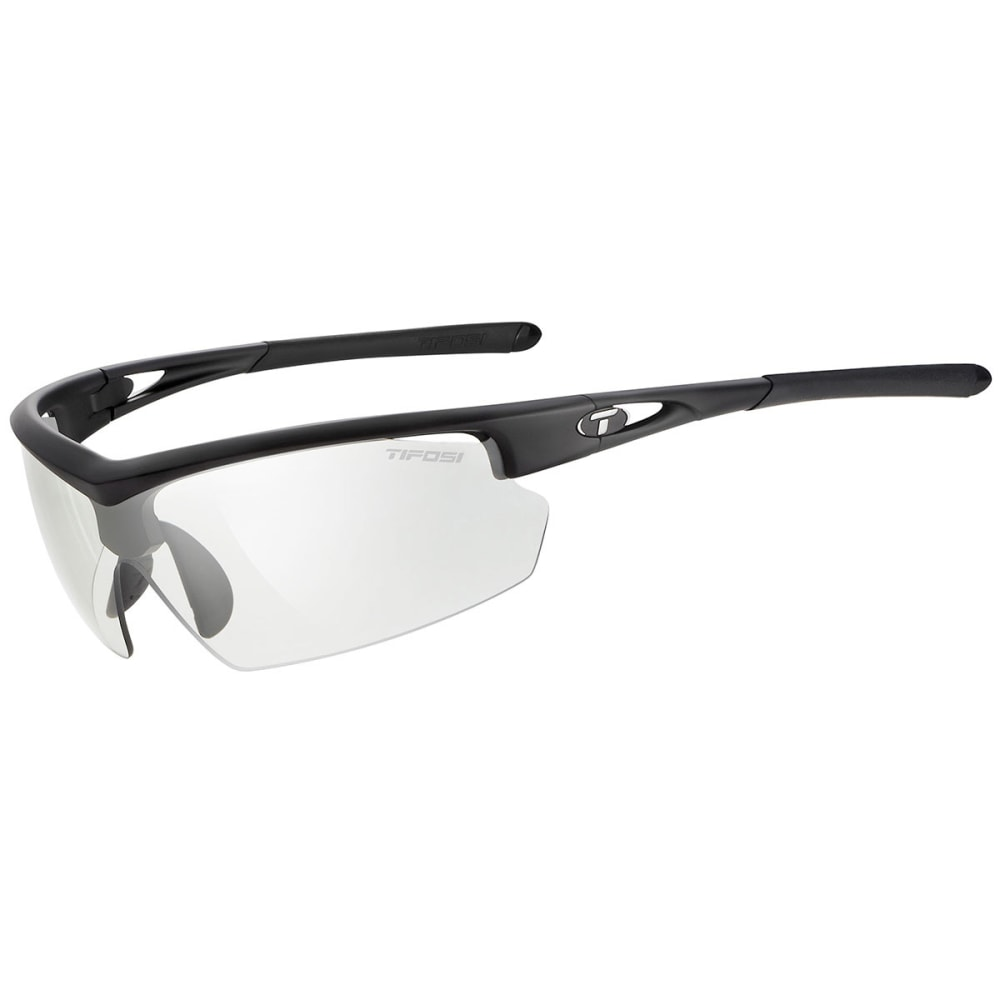 TIFOSI Talos Sunglasses, Matte Black/Light Night - MATTE BLACK/LIGHT NI