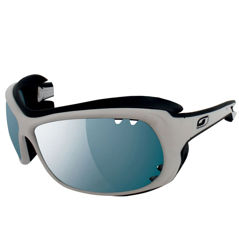 JULBO Wave Octopus Sunglasses, White/Black - WHITE/BLACK