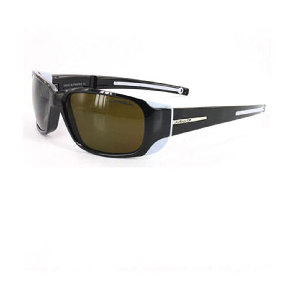 JULBO Women's MonteRosa Camel Sunglasses, Black/Light Blue - BLACK