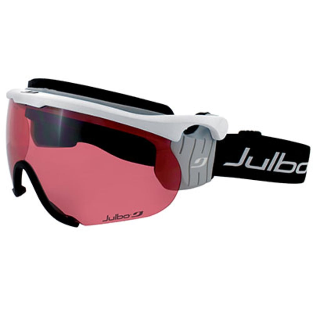 JULBO Sniper Goggles with Interchangeable Lenses - WHITE
