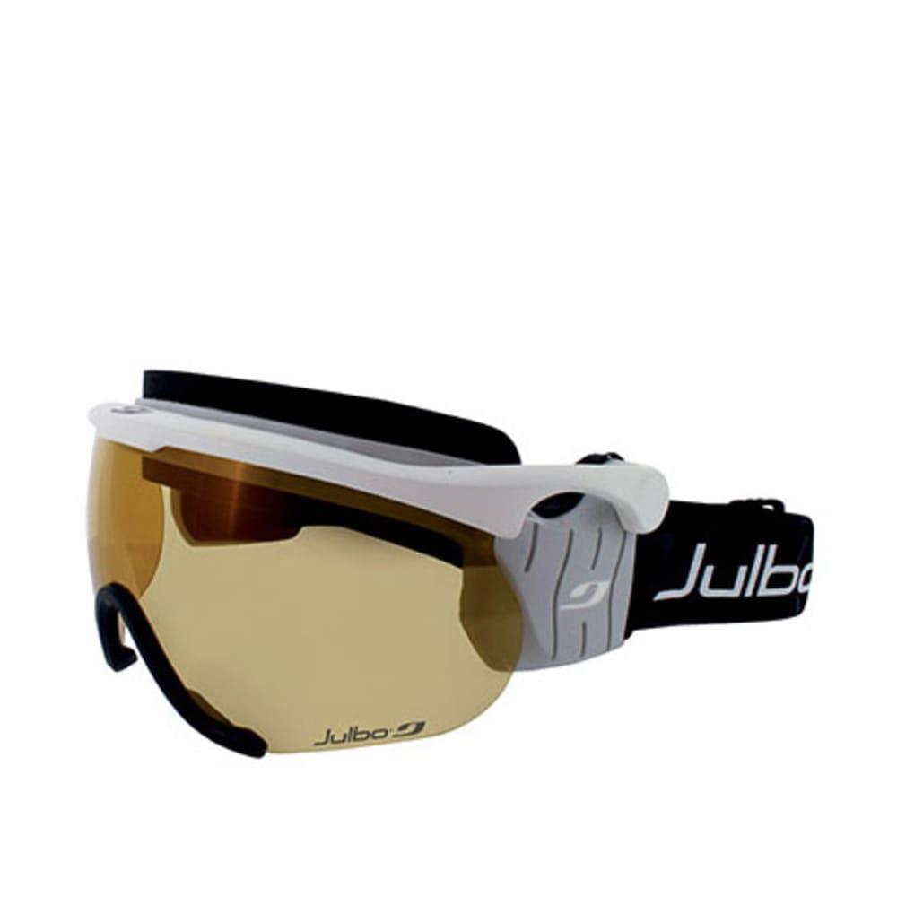 JULBO Sniper M Zebra Snow Goggles - WHITE