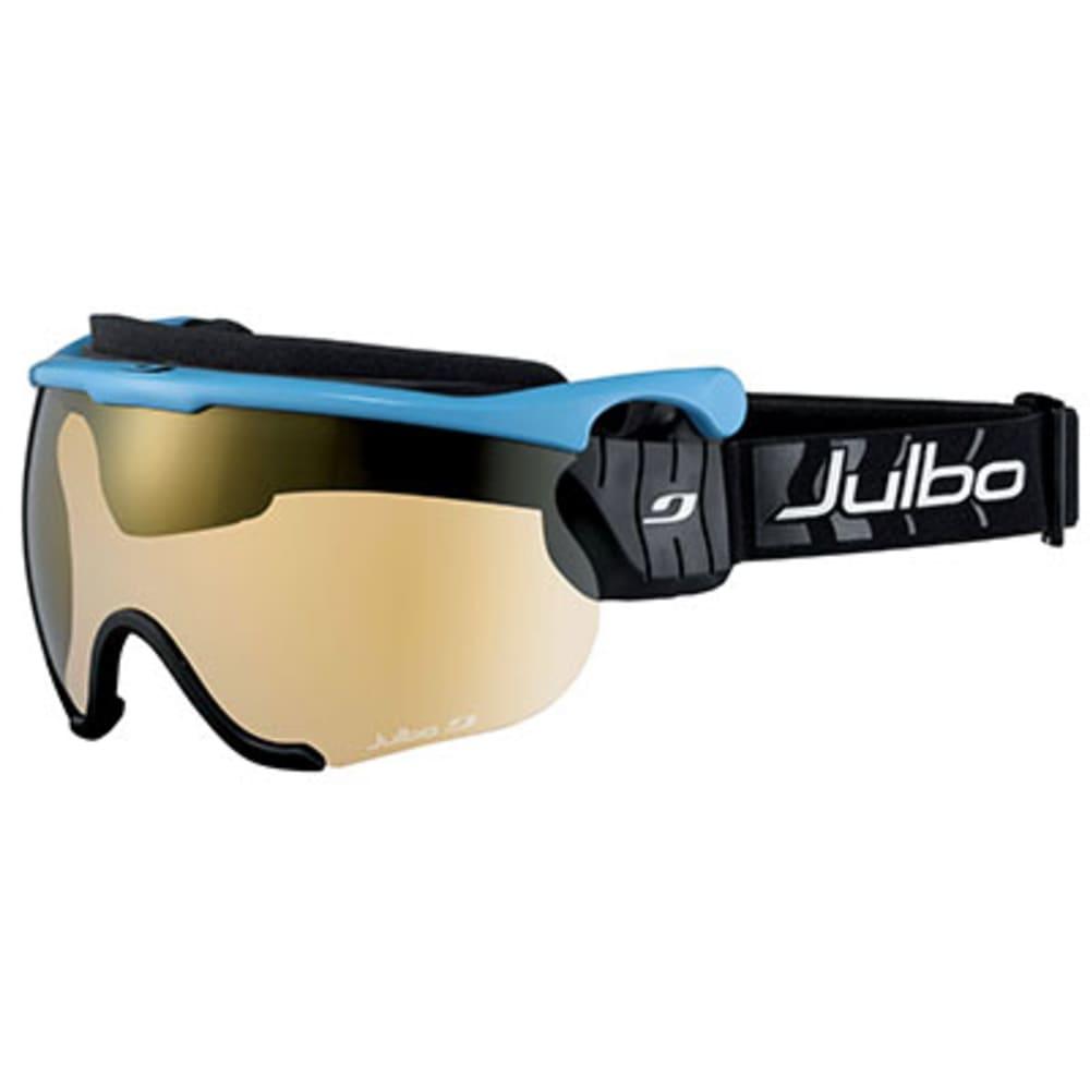 JULBO Sniper Goggles with Zebra Flash Lens - BLUE/BLACK