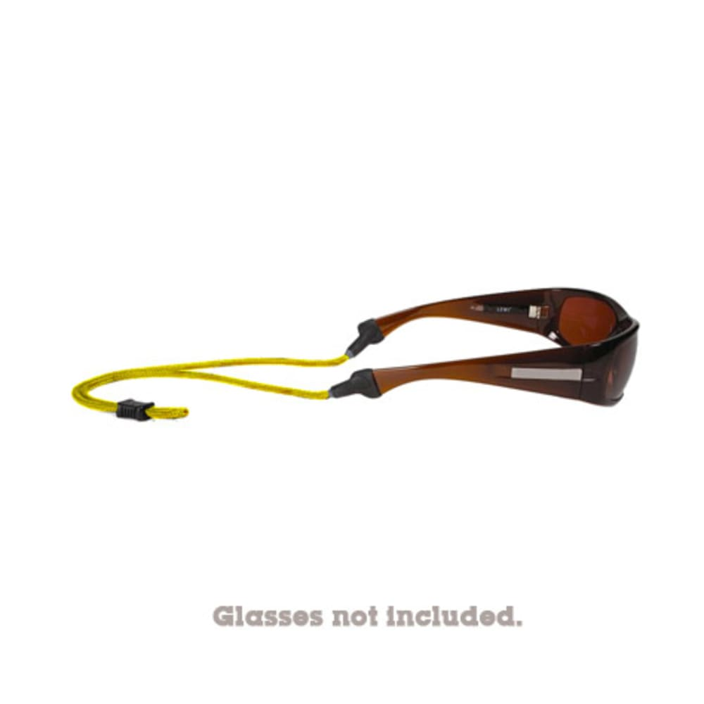 CROAKIES Terra Cord MAX Eyewear Retainer - YELLOW