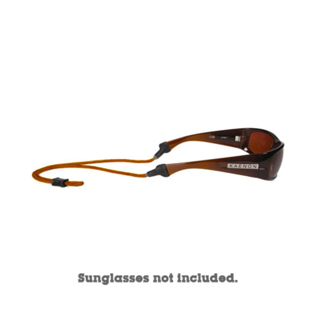 CROAKIES Terra Cord MAX Eyewear Retainer - ORANGE