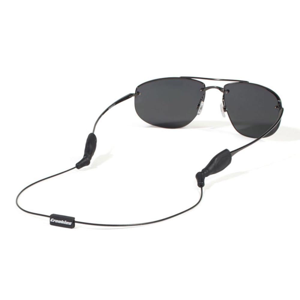 CROAKIES Arc System Eyewear Retainer - BLACK