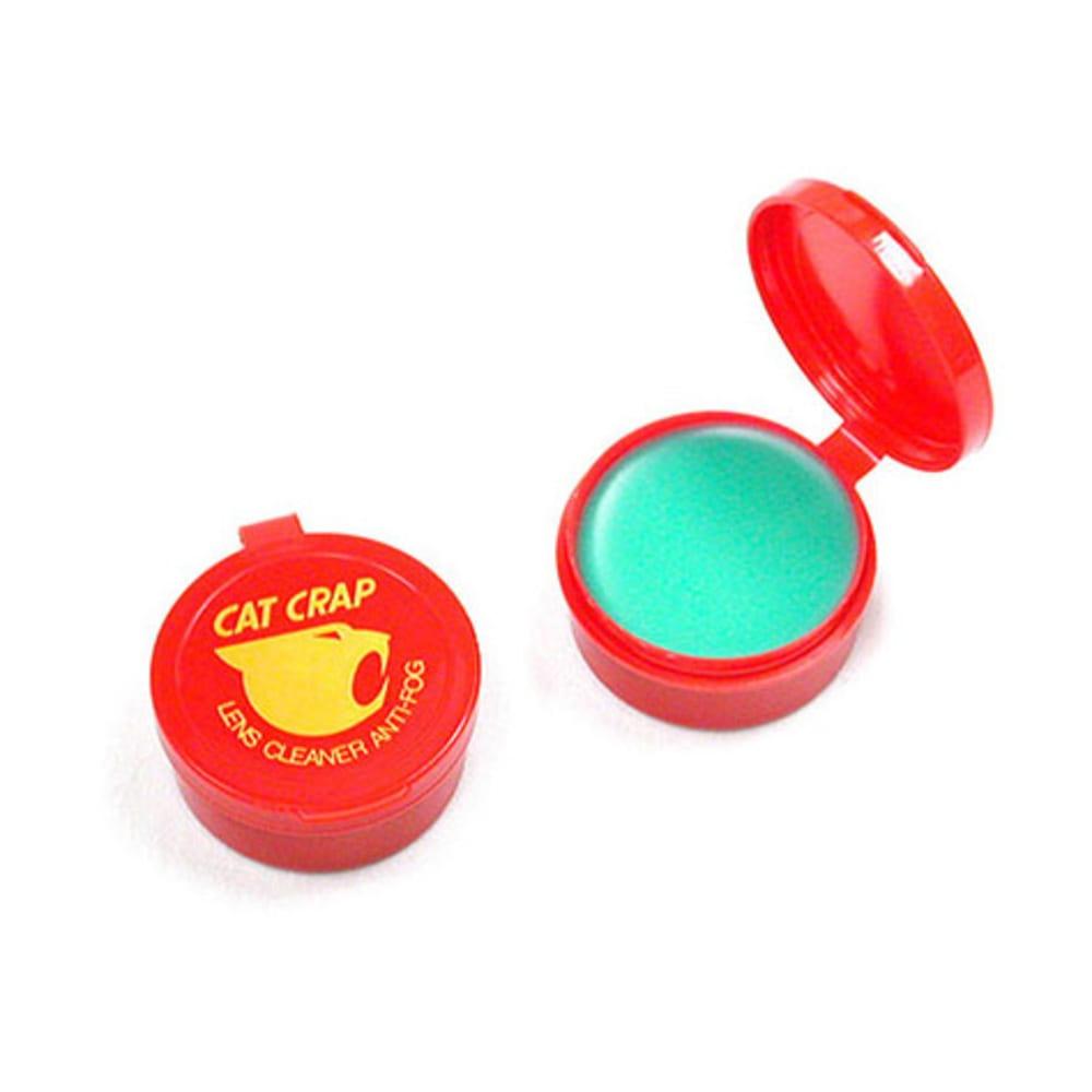 CAT CRAP Anti-Fog Lens Cleaner - NONE
